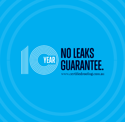Ten Year No Leaks Guarantee