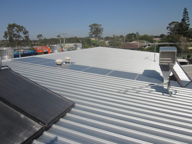 Healthworks Cleveland Cleveland Qld Certified Roofing